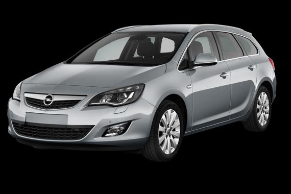 Opel Astra (kombi)