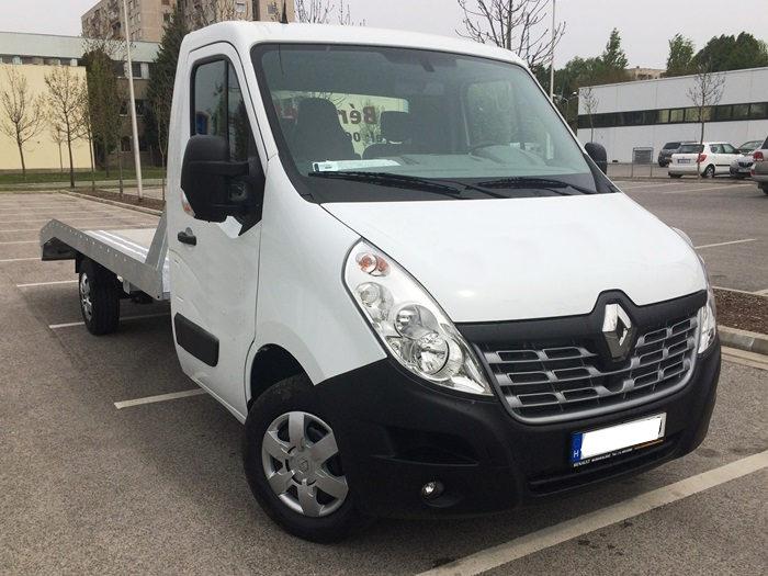 Autómentő – Renault Master